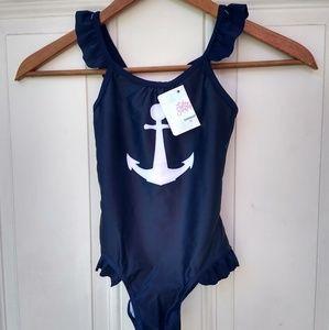 Other - Sailor Girl Swim Body Suit